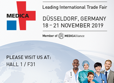 Ethicheck attending MEDICA 2019